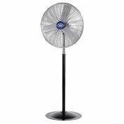 Deluxe Oscillating Pedestal Fan 30 Inch Diameter 1/2HP 10,000CFM